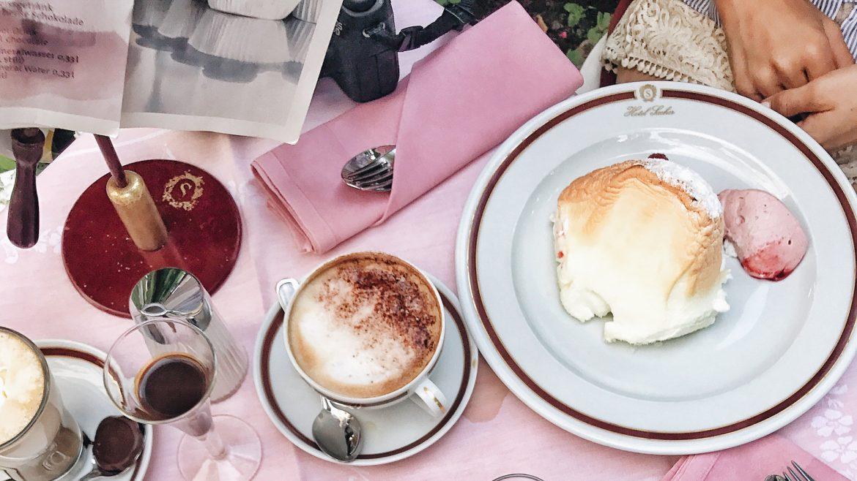 Coffeebreak in Salzburg