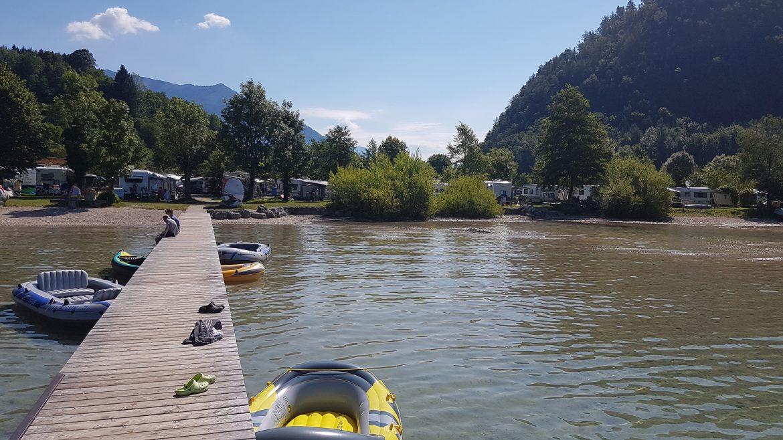 Camping in SalzburgerLand