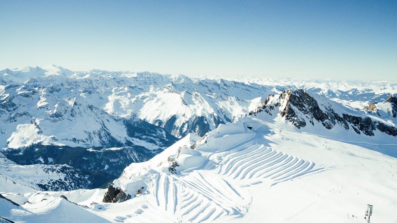 Kitzsteinhorn panorama