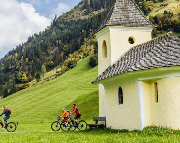 E-Biking in SalzburgerLand