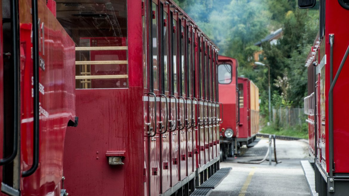 Schafberg Mountain Railway