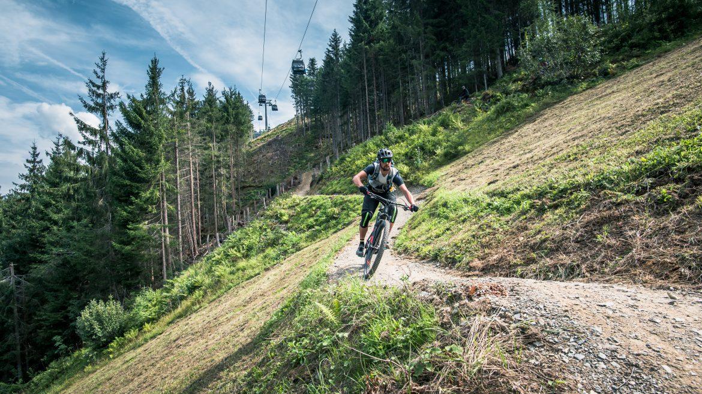 Flow Trail a Hochkönignél,Flowtrail_Region Hochkönig