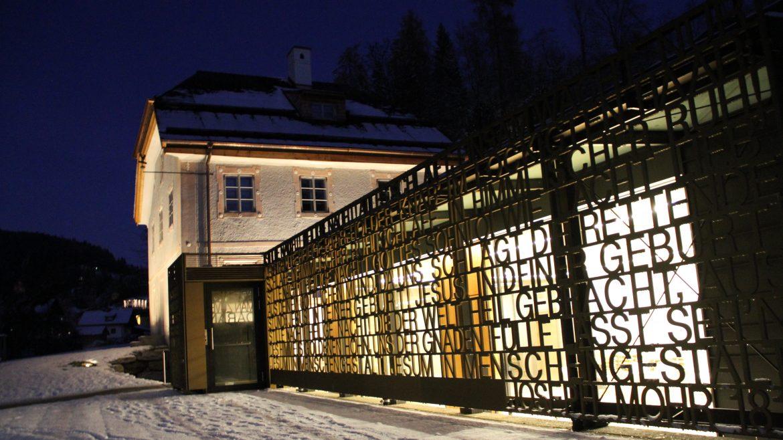 Stille Nacht Museum Pflegerschlössl