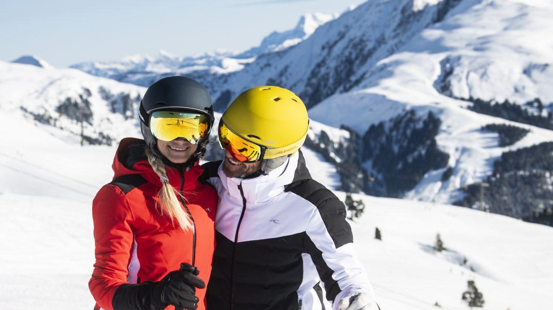 Skifahren in Wildkogel-Arena