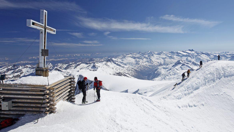 Skitouren Wildkogel