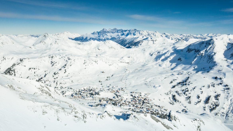 Schneeschüssel - Obertauern