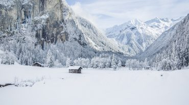 Bad Gastein im Winterkleid