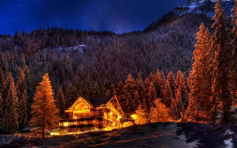Prossau alpesi hütte, Alpenhaus Prosa