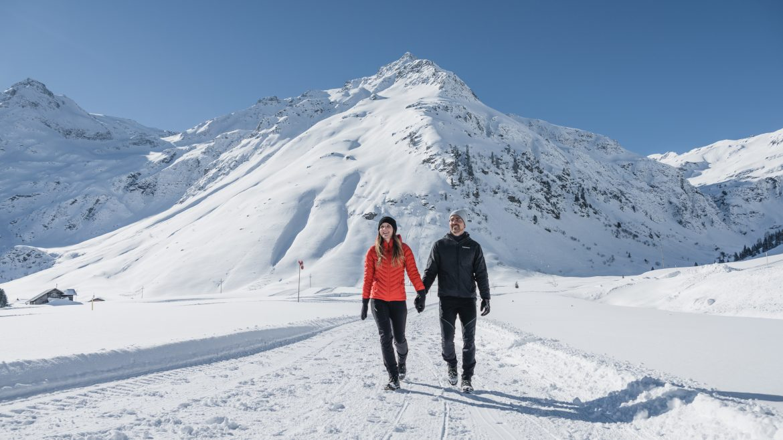 Téli túrázás, Winterwandern