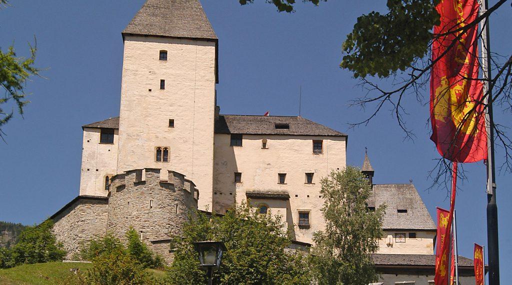 Il castello di Mauterndorf