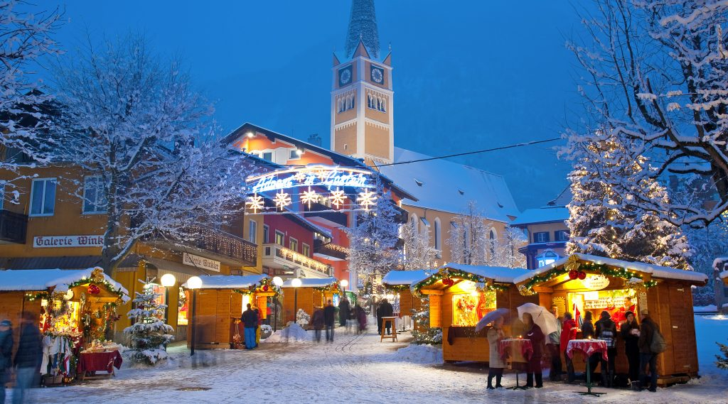 Mercatino di Natale a Bad Hofgastein