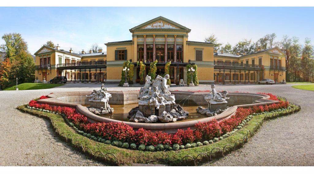 La villa dell'imperatore d'Asburgo a Bad Ischl