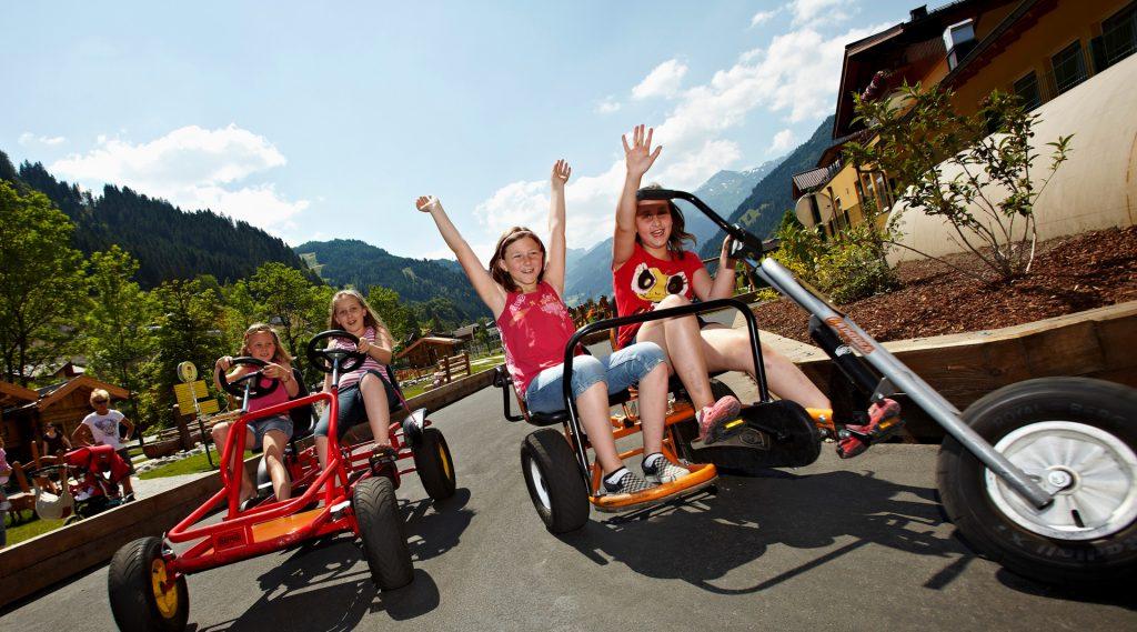 Activiteiten voor kinderen in SalzburgerLand