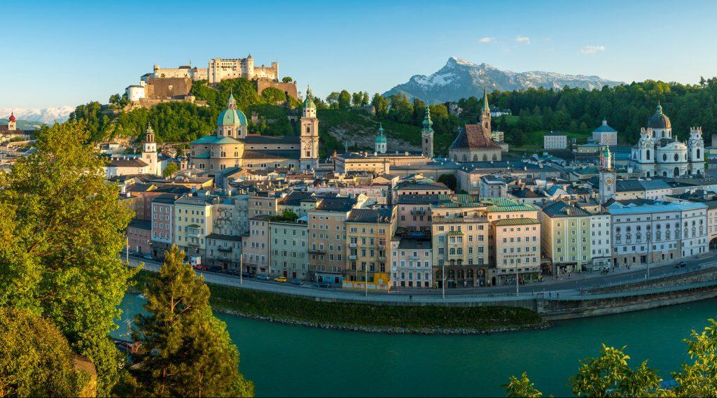 SalzburgerLand, dat is toch Oostenrijk?