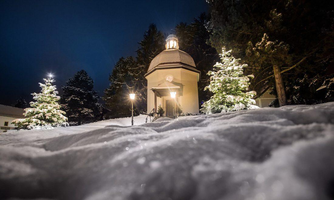 Kerstlied, Stille Nacht, Heilige Nacht, Kapel