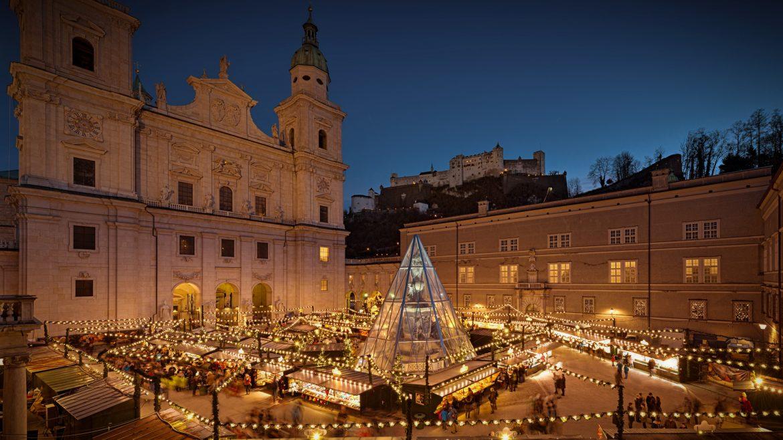 Feestdagen in SalzburgerLand, van kerstmarkten tot aan de Bauernherbst