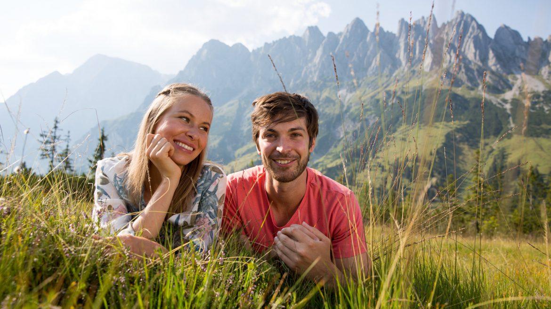 Ervaar een grenzeloos gevoel van vrijheid in de Alpen