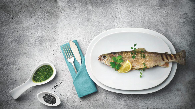 Gastronomische route voor visfans