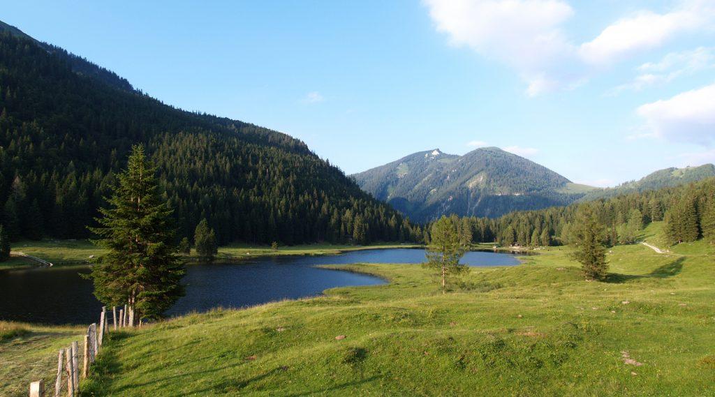 Seewaldsee in St. Koloman