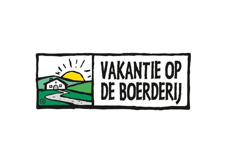 Logo Vakantie op de boerderij