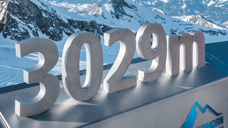 Gipfelwelt 3000 on Kitzsteinhorn