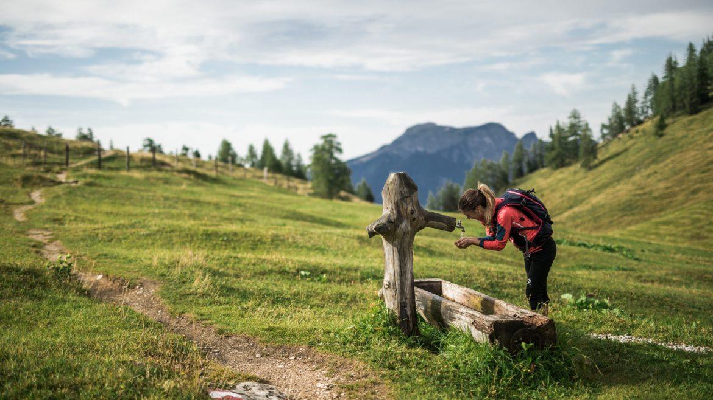 © SalzburgerLand Tourismus Michael Groessinger, Wandelen op de Postalm is altijd verfrissend