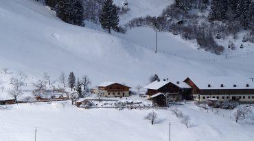 Winterurlaub am Bauernhof